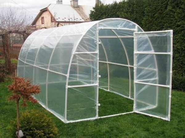 Hoop Greenhouse Plans