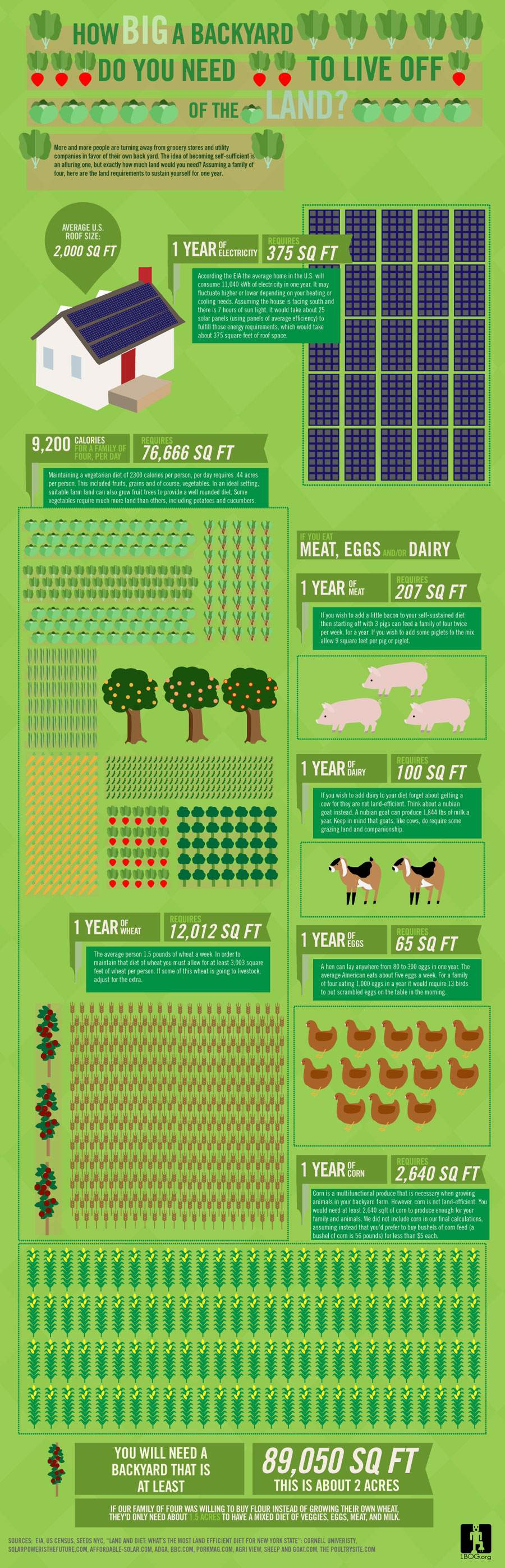 How much land do you need to live off the grid for Where to buy cheap land for homesteading