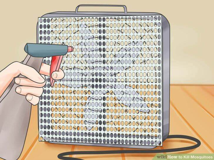 How to Kill Mosquitoes