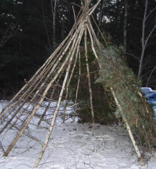 5 Primitive Shelters That You Can Build