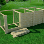 Build a 3-Bay Compost Bin with Our Free Plans
