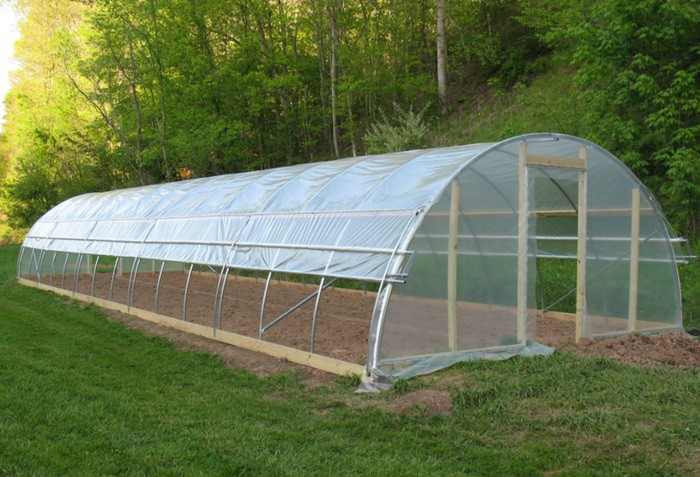 Good Get The Greenhouse Plans Here. Hoop House