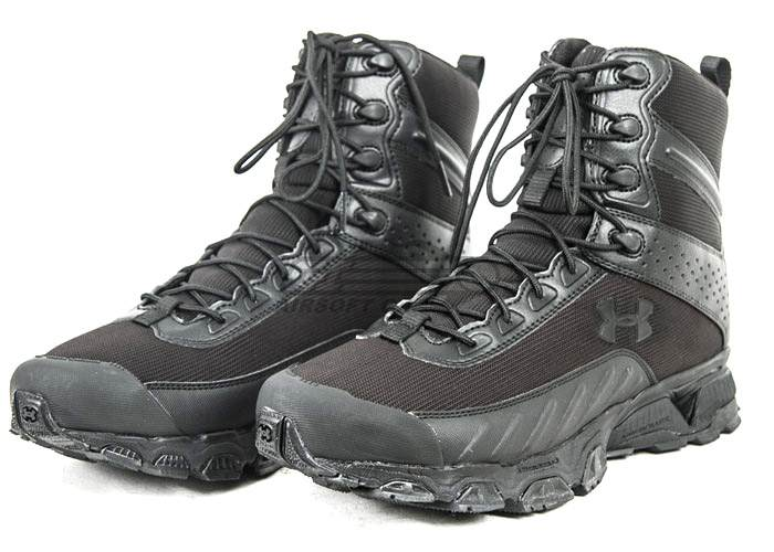 Under Armour Tactical Boot Review