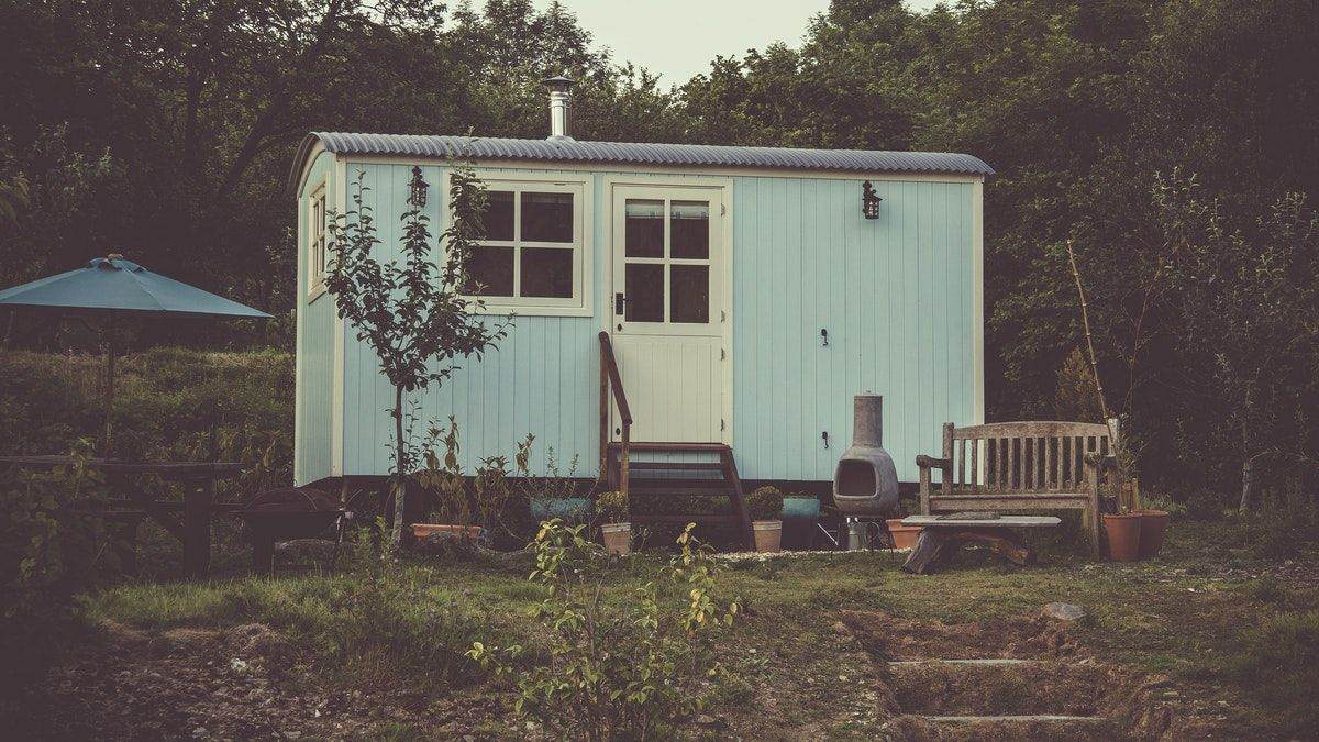 Tiny Homes for Preppers