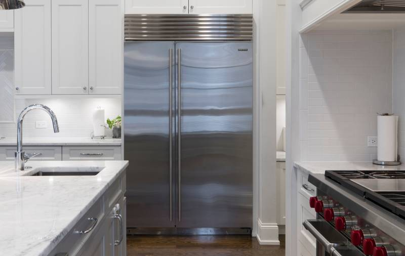 Reasons why refrigerator is freezing