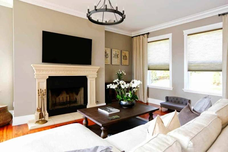 Best TV Mount for Over Fireplace