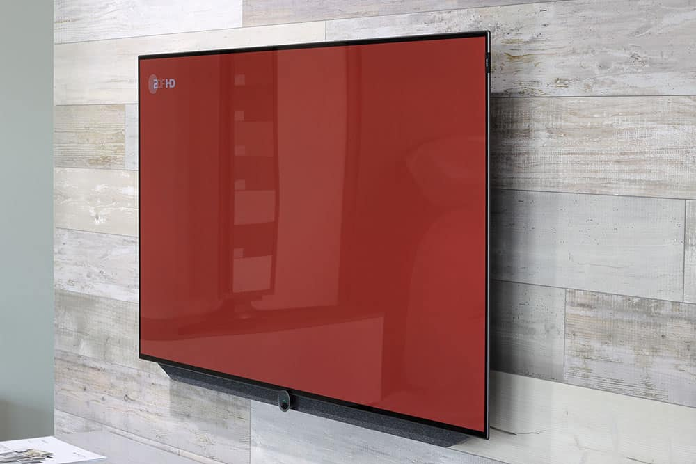 How High Should A 75 inch TV Be Mounted