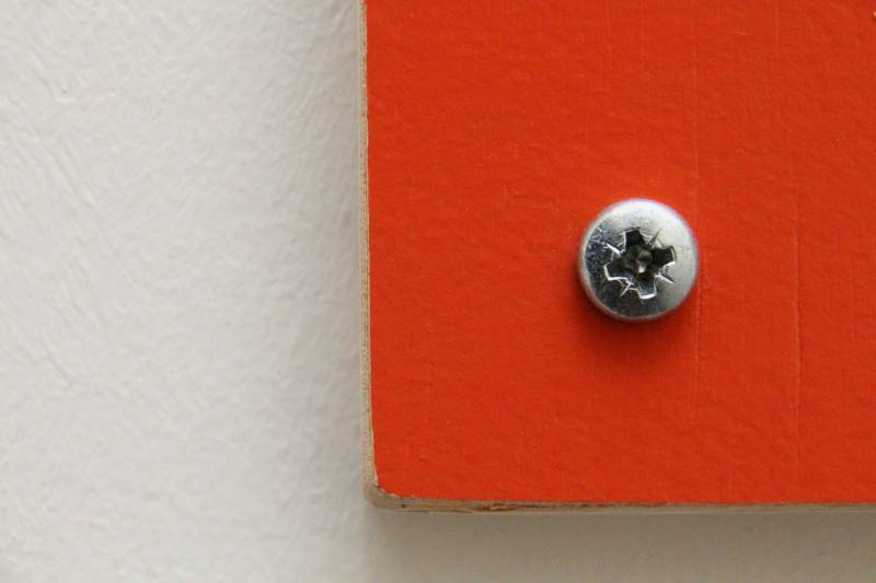 How To Cover Exposed Screw Ends